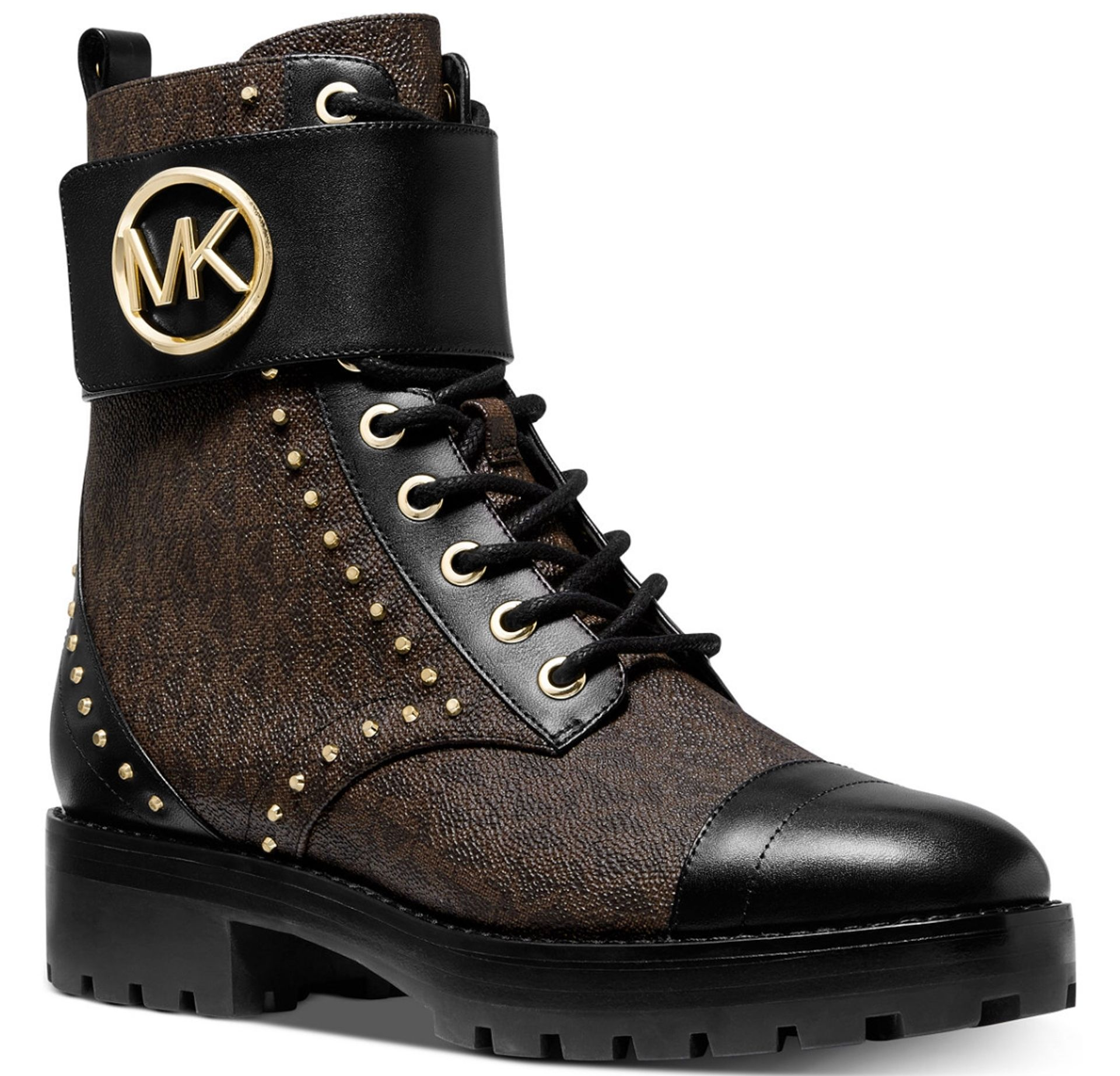 Tatum Combat Boots - Macys Style Crew