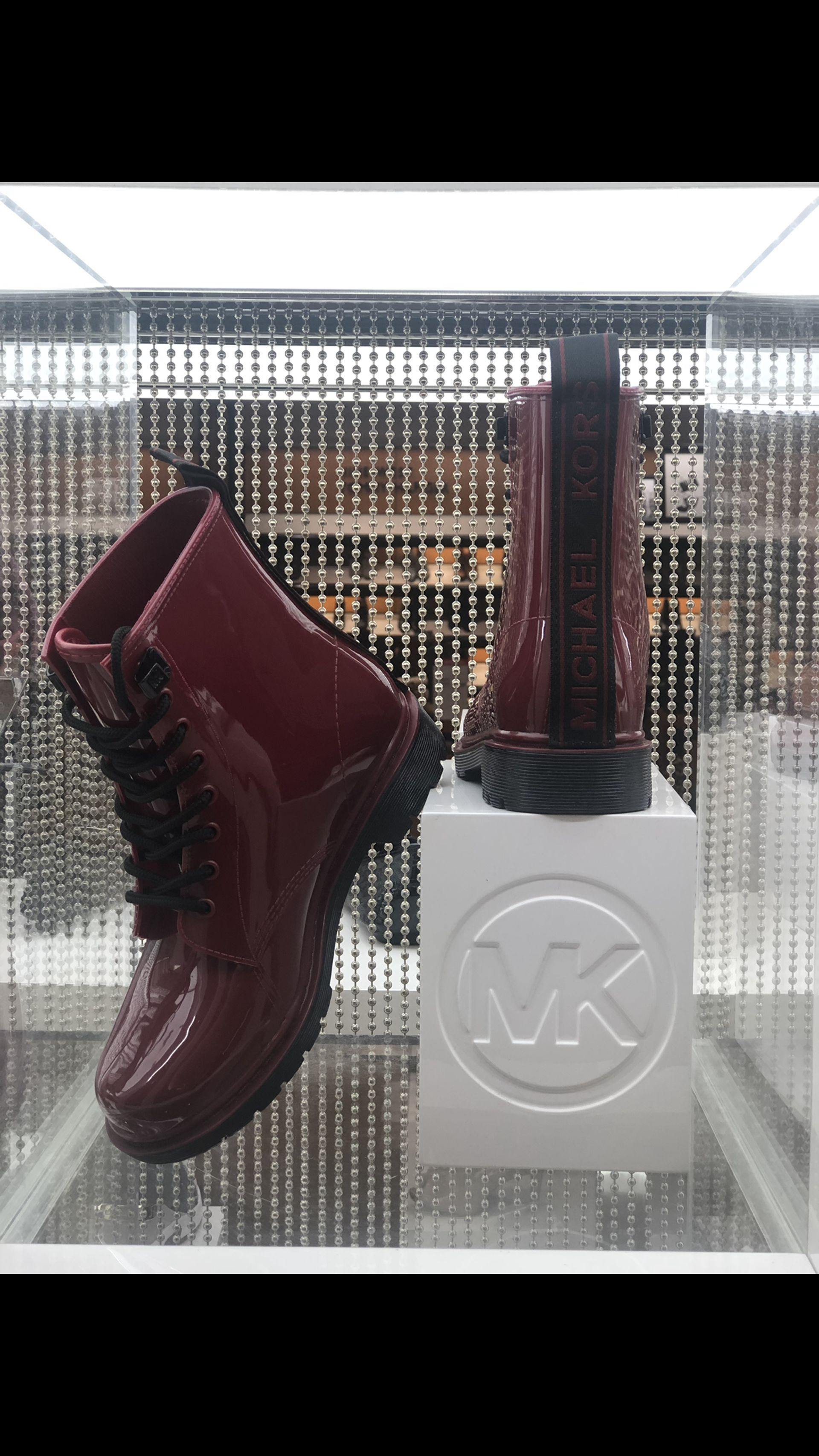 Michael Kor Rain Boots - Macys Style Crew