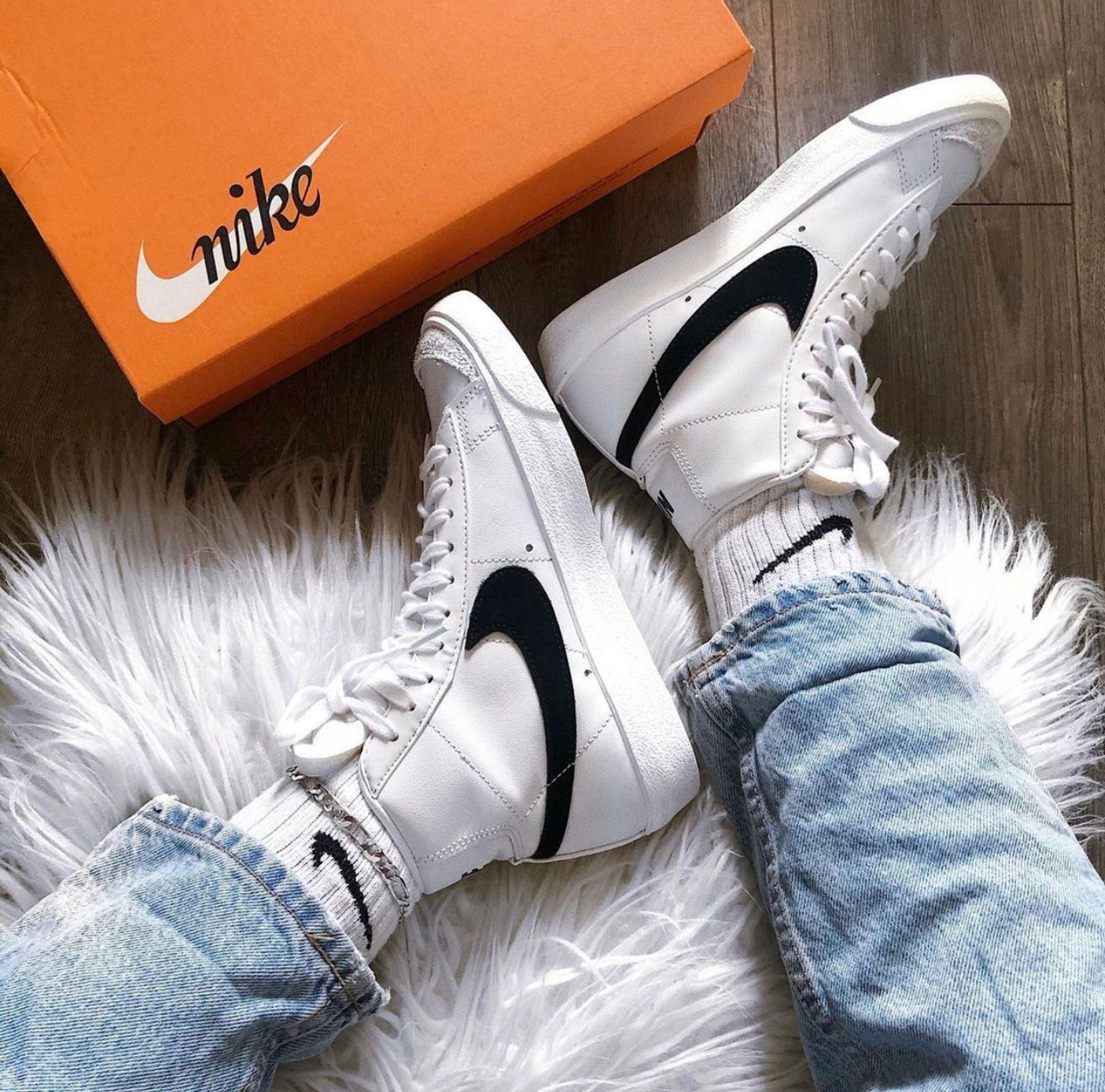Nike Blazer Mid 77s - Macys Style Crew