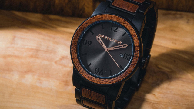 Sapele Black Barrel 47mm Product Spotlight