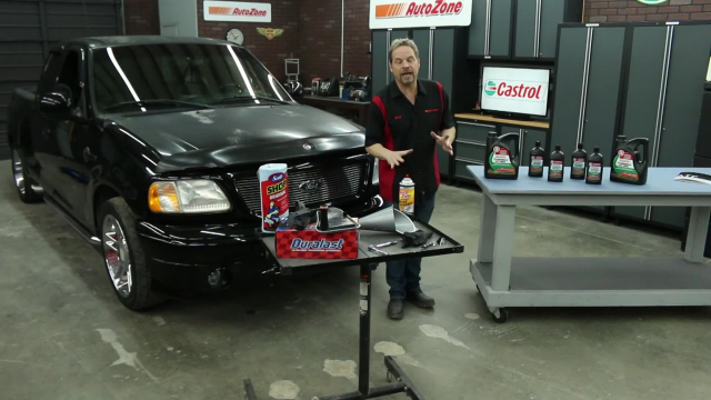 How to Change Transmission Fluid - ATF Drain & Fill