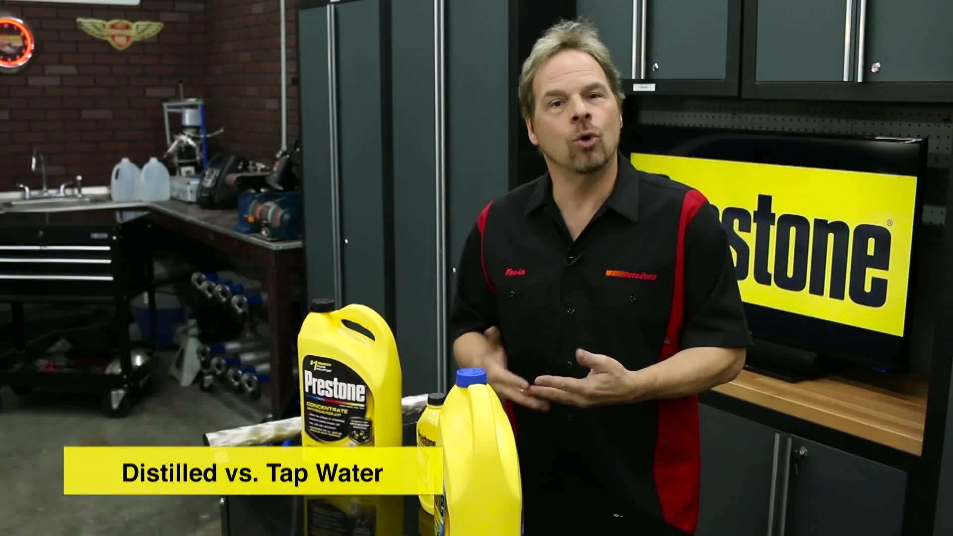 How to Flush a Radiator & Add Antifreeze - AutoZone How-To Videos - AutoZone