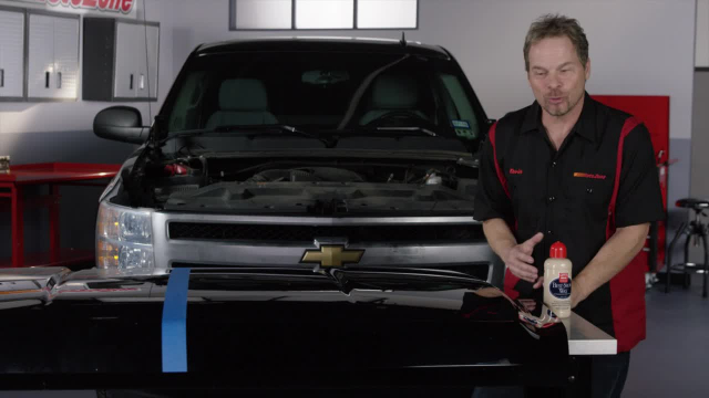 Maintaining Your Vehicle's Finish - Step 3 Waxing