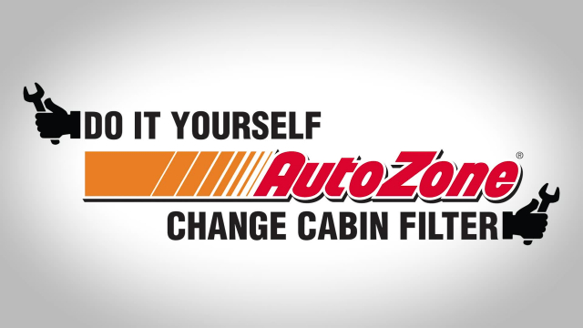 autozone | how to change your cabin air filter – autozone how to s
