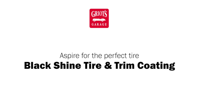 Tire and Trim Shine