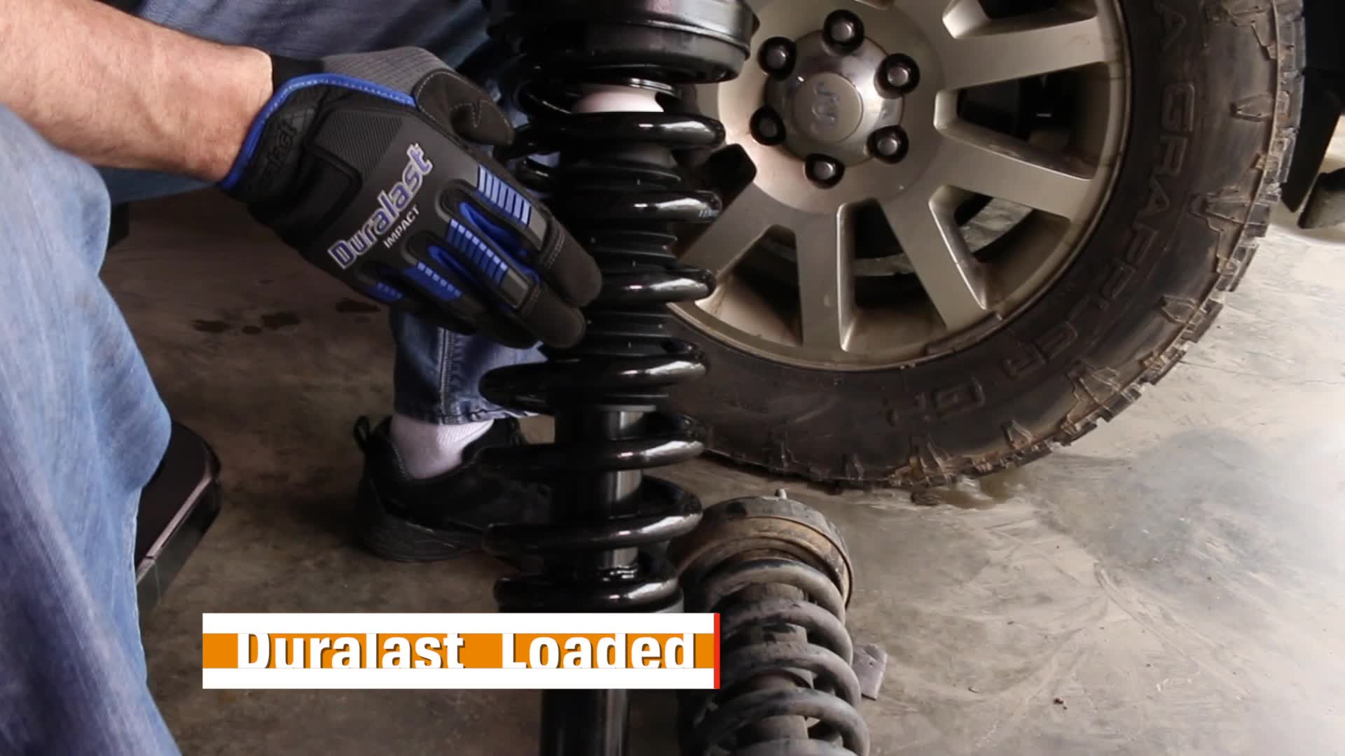 When To Replace Shocks And Struts >> How To Replace Shocks Struts On A Ford F 150 Autozone