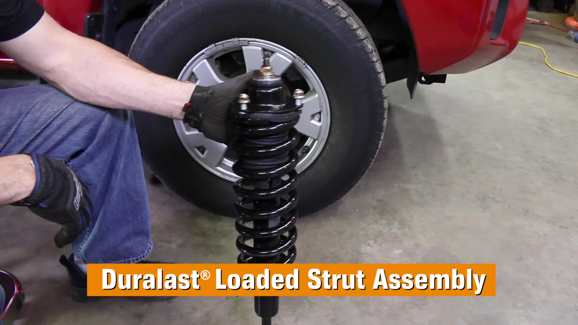 When To Replace Shocks And Struts >> How To Replace Shocks Struts On A Toyota Tacoma Autozone