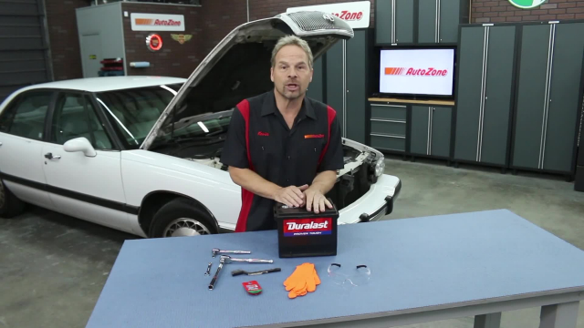How to Install a Battery (Side Post) - AutoZone How to Videos