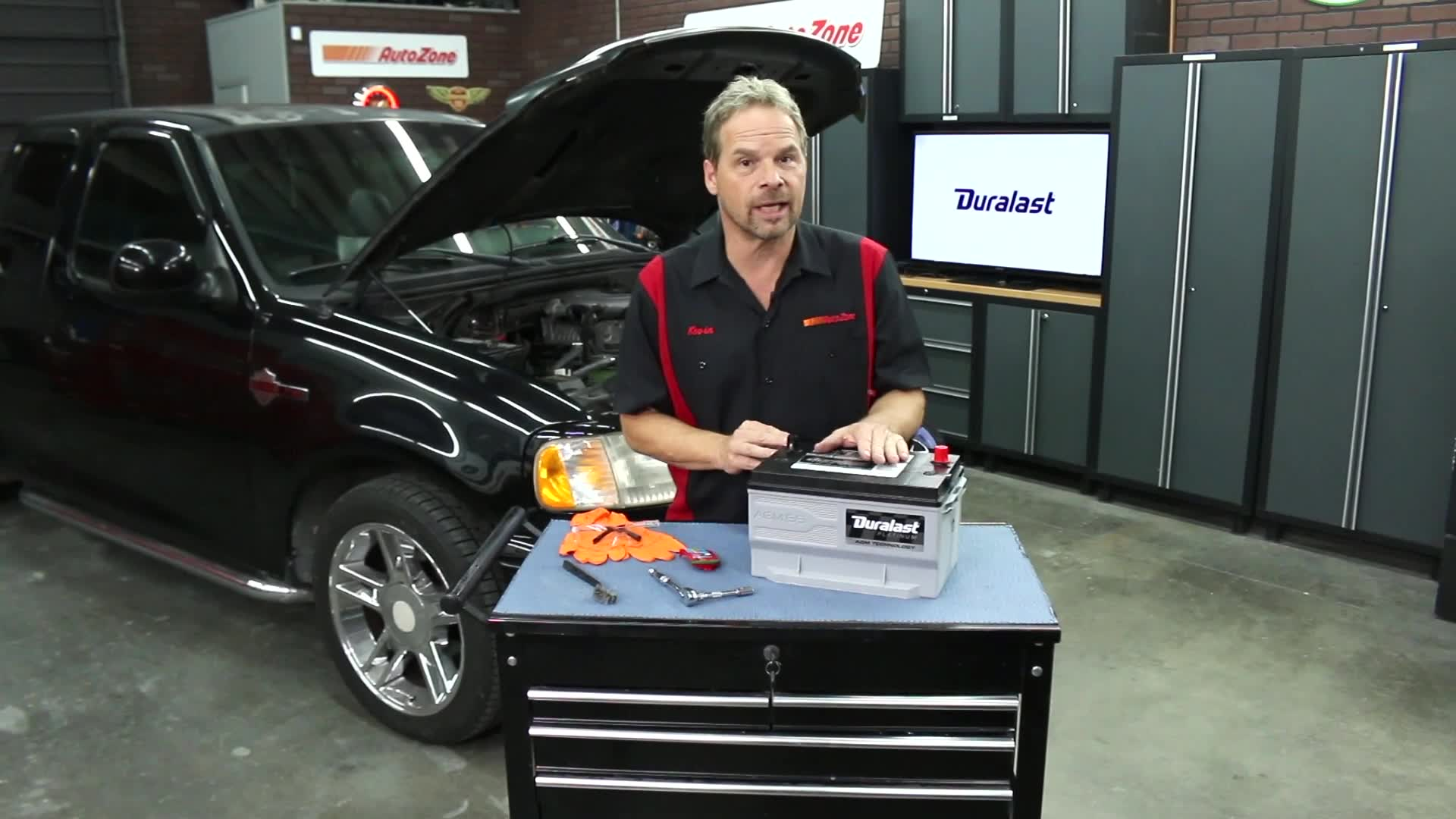 AutoZone | How to Flush & Fill Your Cooling System – AutoZone How to Videos
