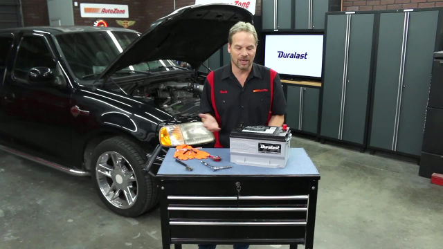 How to Install a Battery (Top Post) - AutoZone How to Videos