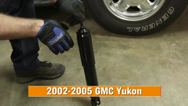 How to Replace Shocks in a GMC Yukon 2002 - 2005