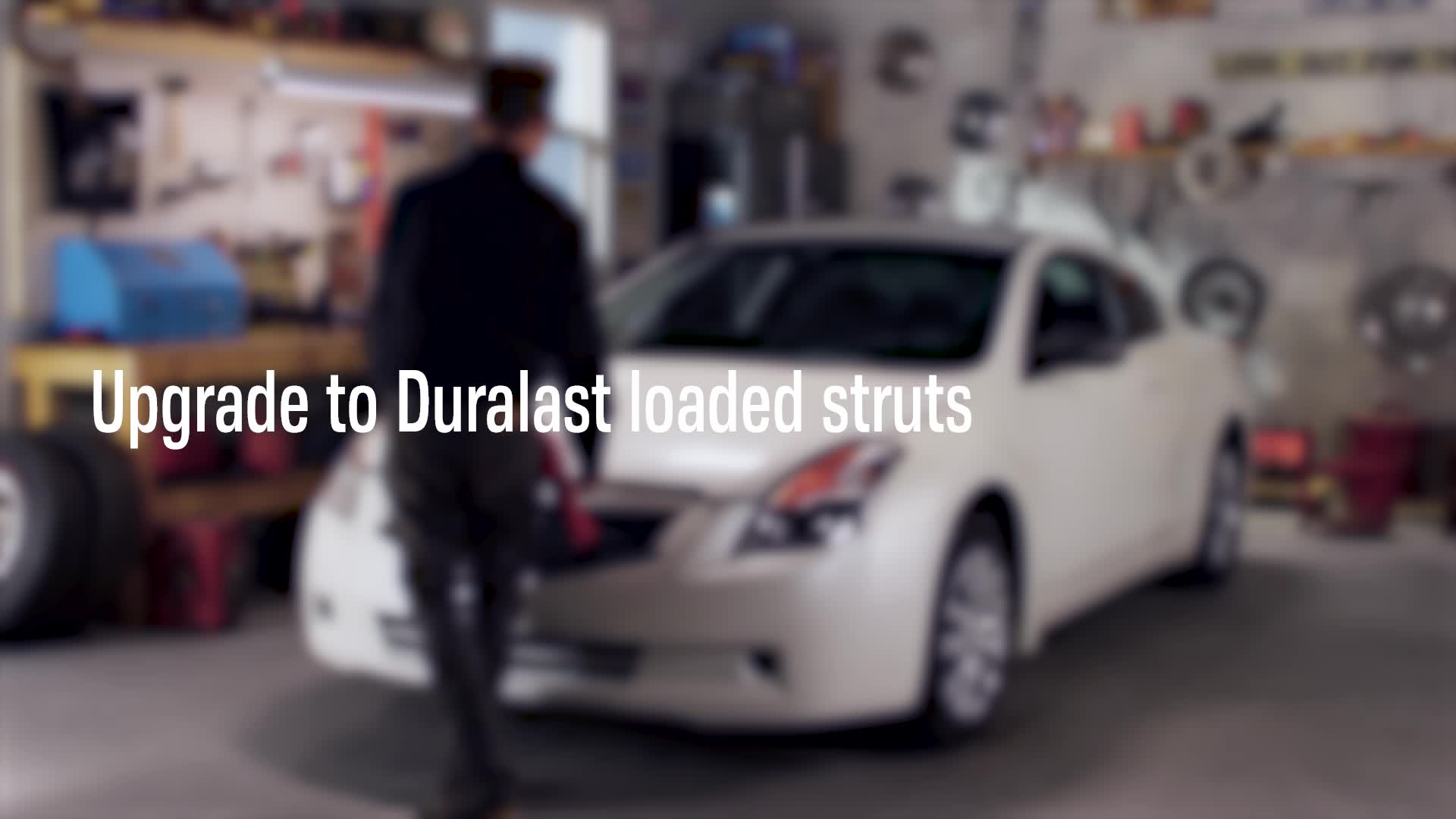 What are Loaded Struts? Learn the Benefits - AutoZone