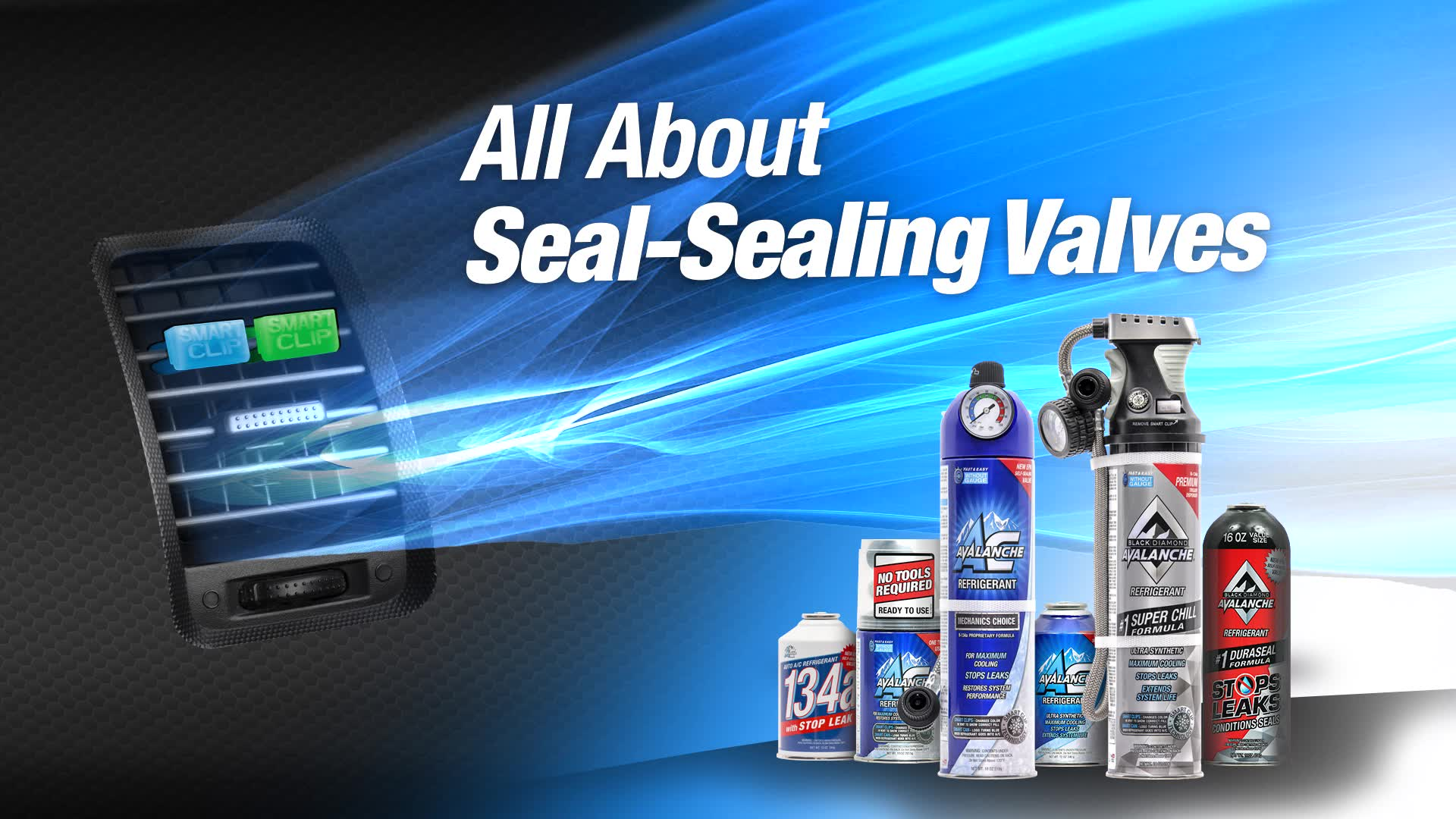 How Self Sealing Valves Work