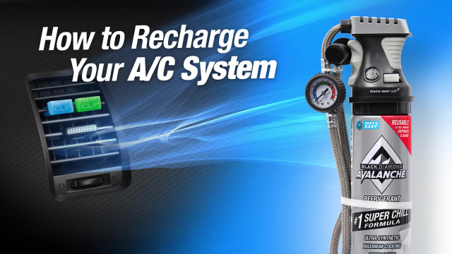 How to Recharge your Car's AC in 8 Easy Steps - AutoZone