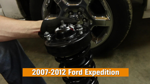 How To Replace Shocks & Struts on a 2007-2012 Ford Expedition