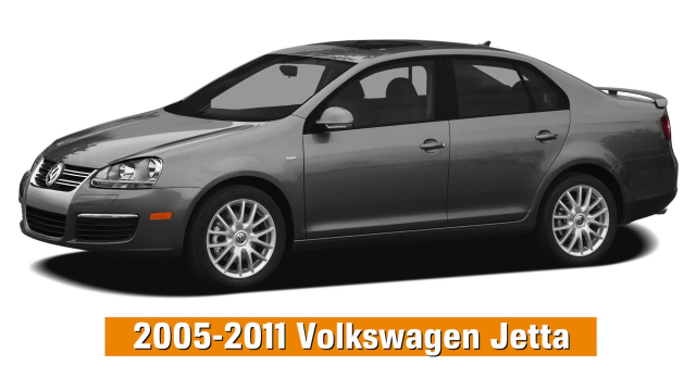 How to Replace Shocks & Struts in a Volkswagen Jetta