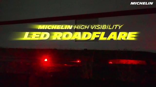 Michelin High Visibility LED Road Flare Introduction