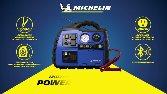 Michelin Power Source XR1 Features and Demo