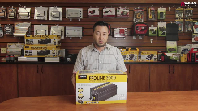 ProLine 3000 Power Inverter Unboxing and Demo