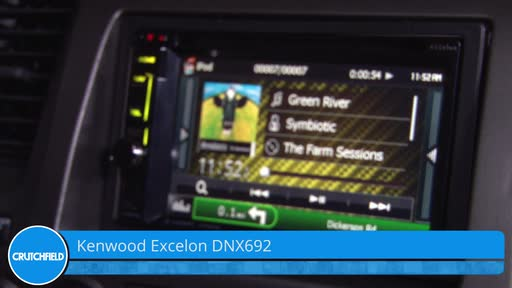 Video: Demo of the Kenwood Excelon DNX692 Navigation Receiver