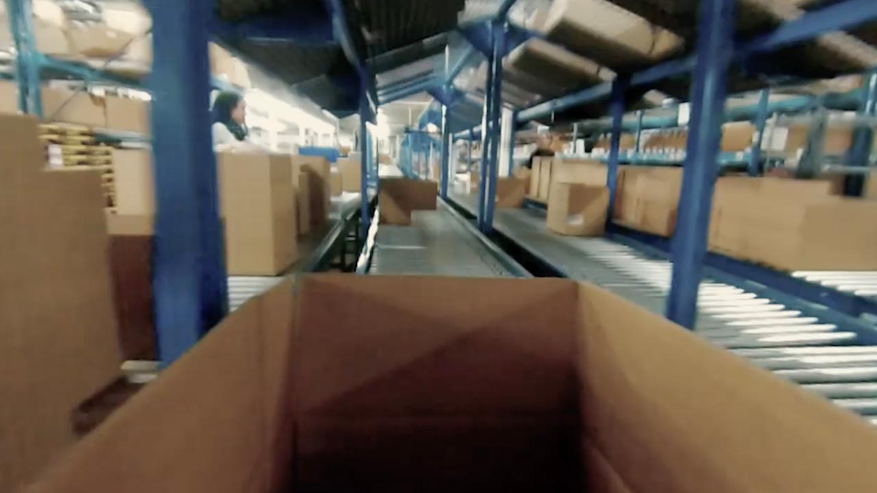 Crutchfield Shipping