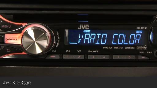 JVC KD-R530 CD receiver at Crutchfield on jvc kw-r800bt, jvc kd-r, jvc car radio pandora, jvc radio back, jvc kd s29 change color, jvc kd-r520, jvc kd-x50bt, jvc kw-r500,