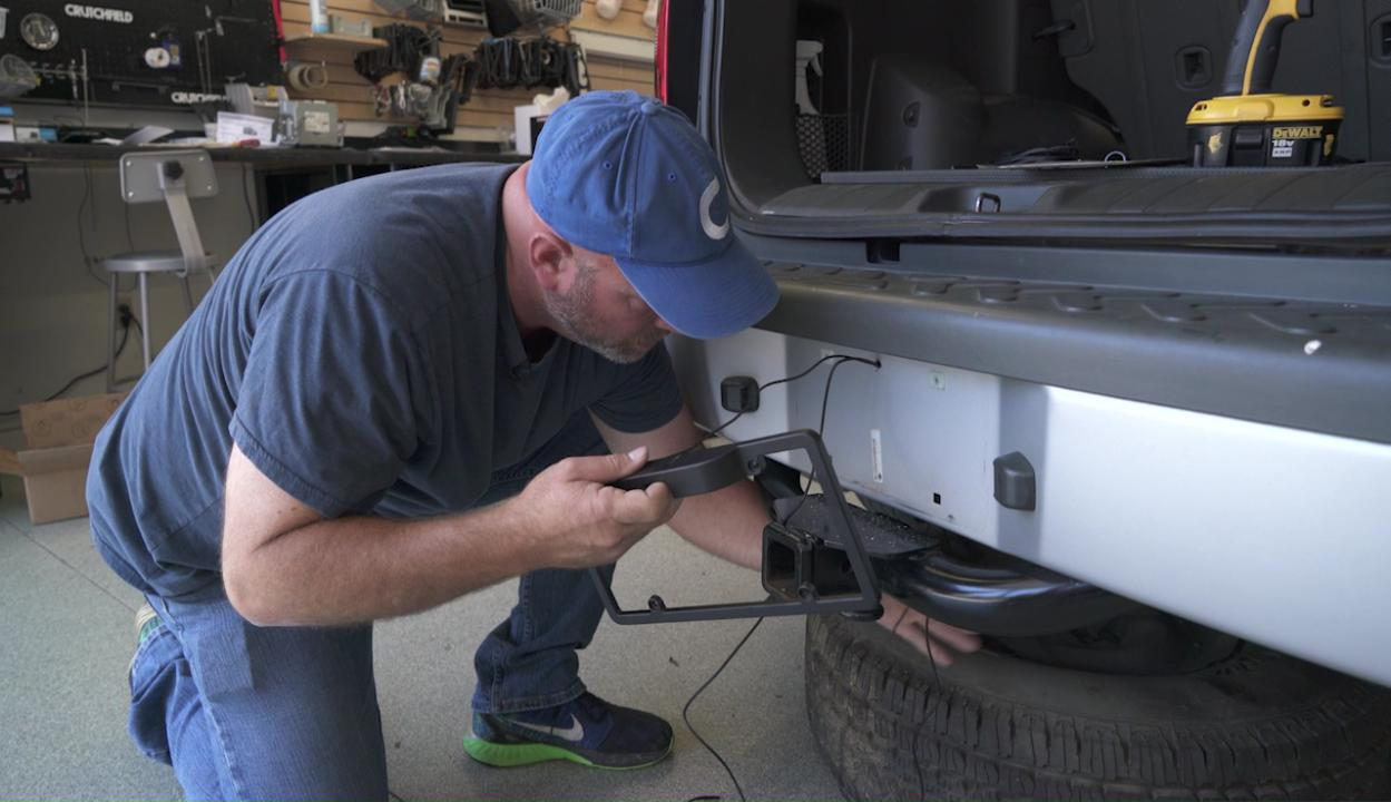 Yada Flex Mount Backup Camera Installation - Collections
