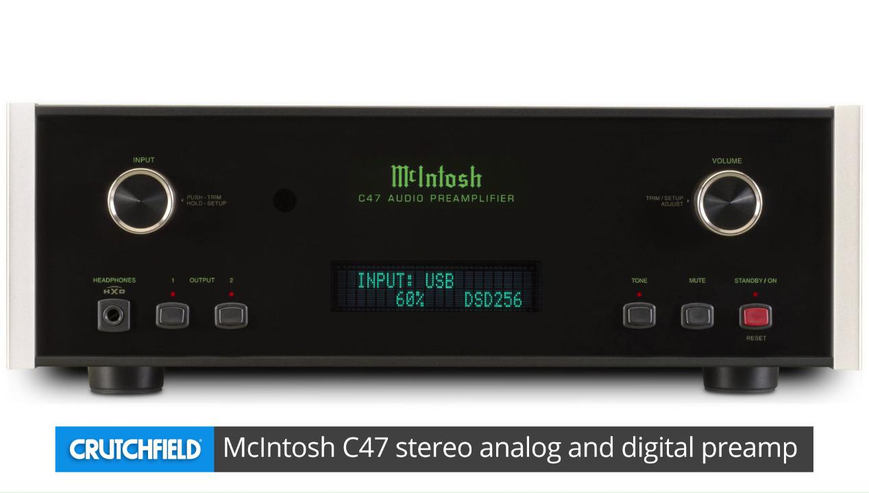Home Audio Separates Buying Guide Crutchfield