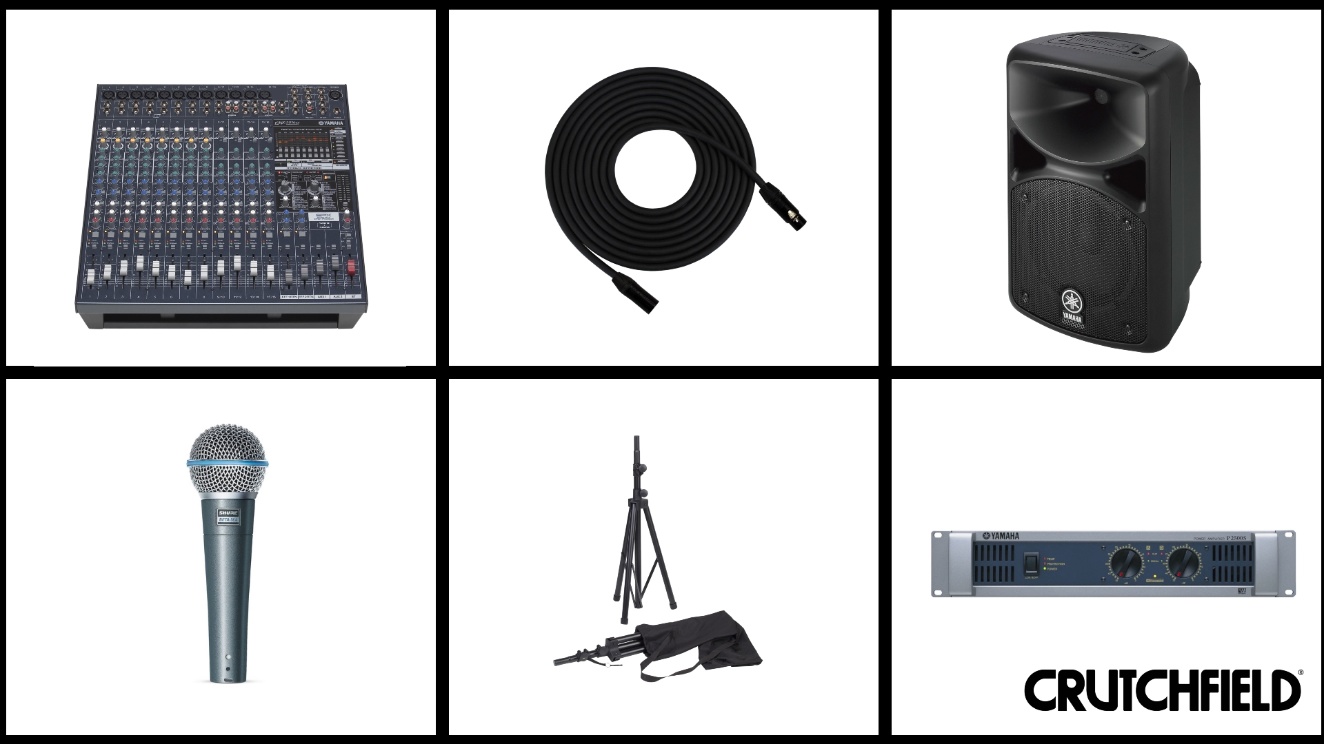 Video Introduction To Live Sound Systems Crutchfield Audio