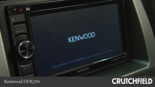 Awe Inspiring Kenwood Ddx370 Dvd Receiver At Crutchfield Com Wiring Cloud Hisonuggs Outletorg