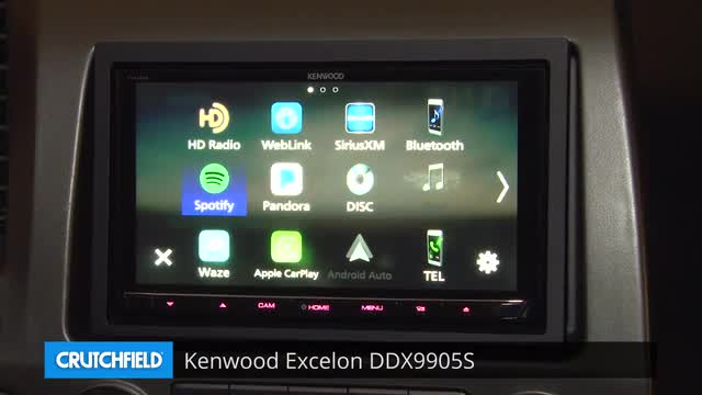 Kenwood Excelon DDX9905S