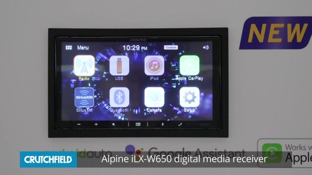 Awe Inspiring Alpine Ilx W650 Digital Multimedia Receiver Does Not Play Cds At Wiring Digital Resources Xeirawoestevosnl
