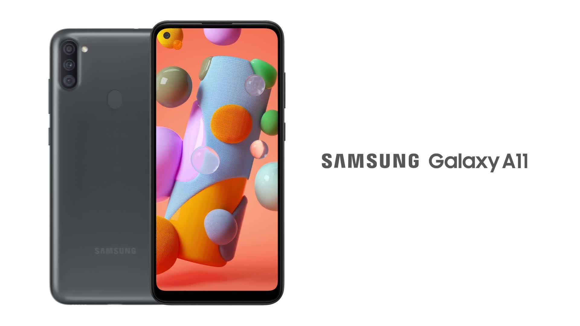 Verizon Samsung Galaxy A11 Sizzle Verizon